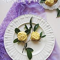 酸奶黄油玫瑰蛋糕(烤箱V时代-长帝CRTF32V试用报告1)