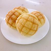 日式菠萝面包