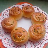 火腿香葱卷--长帝烘焙节