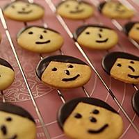 娃娃头饼干
