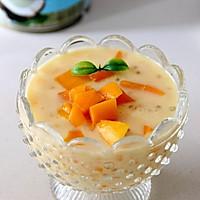 椰浆芒果西米露——雄鷄標™椰浆试用菜谱