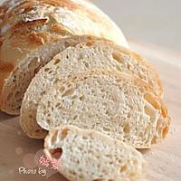 5分钟面包(1)-法国球形面包Boule(基础面团)