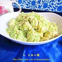 茭瓜鸡蛋(西葫芦炒鸡蛋)