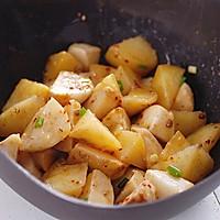 烤芋儿土豆