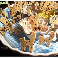 豆渣猫咪饼干