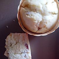 蜂蜜酸奶马芬