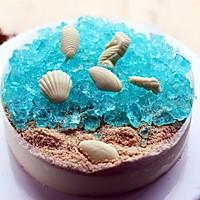 热带风海洋榴莲慕斯#长帝烘焙节#