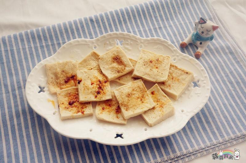 碳烤千叶豆腐