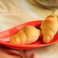简单搭配不简单的口感--超软小面包