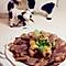 牛肉卤豆结