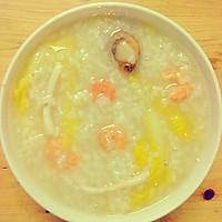 清新海鲜粥