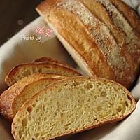 5分钟面包(5)-葡萄牙玉米面包Broa(Portuguse Corn Bread)