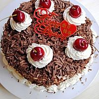 橙香巧克力蛋糕#长帝烘焙节#