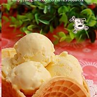 10分钟快手甜品——芒果冰激凌