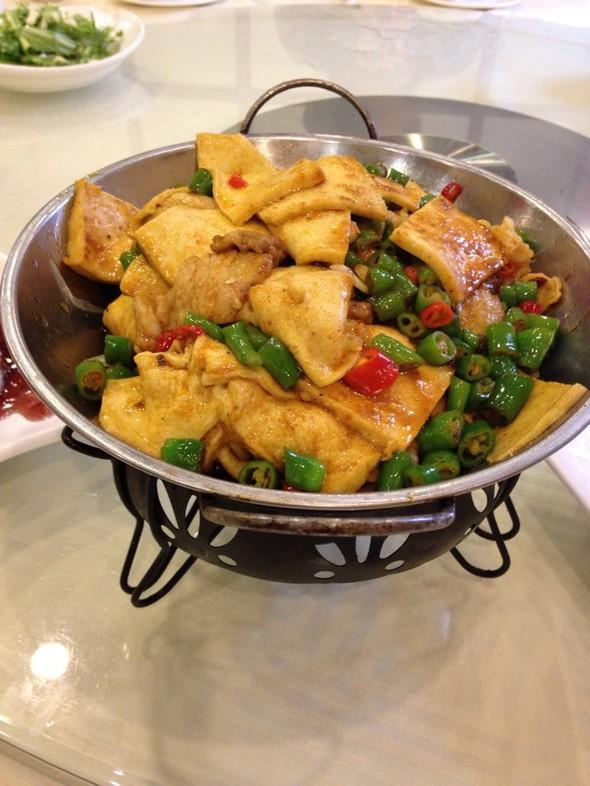 千叶豆腐 美食 砂锅