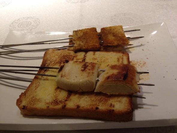 烤千叶豆腐-家在塔啦地址 电话 人均消费 点评 豆果美食