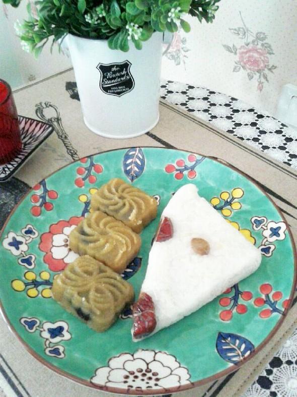 中式糕点图片