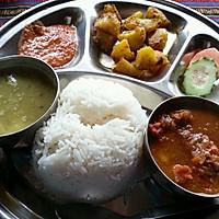 尼泊尔咖喱饭