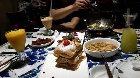 绿茶餐厅_绿茶餐厅人均消费