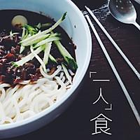秋食记:韩式炸酱面