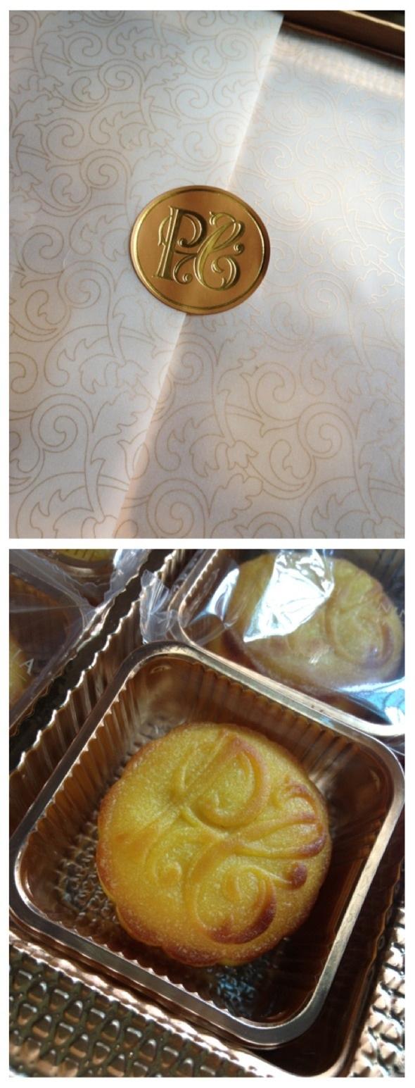 半岛迷你奶黄月饼
