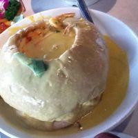 咖喱面包虾