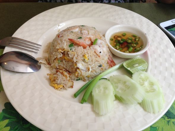明明在泰国他的价格是那么的可爱·~标签:午餐泰国