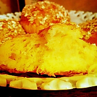 蒜香燕麦佐餐面包