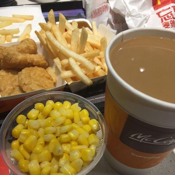 麦乐鸡套餐