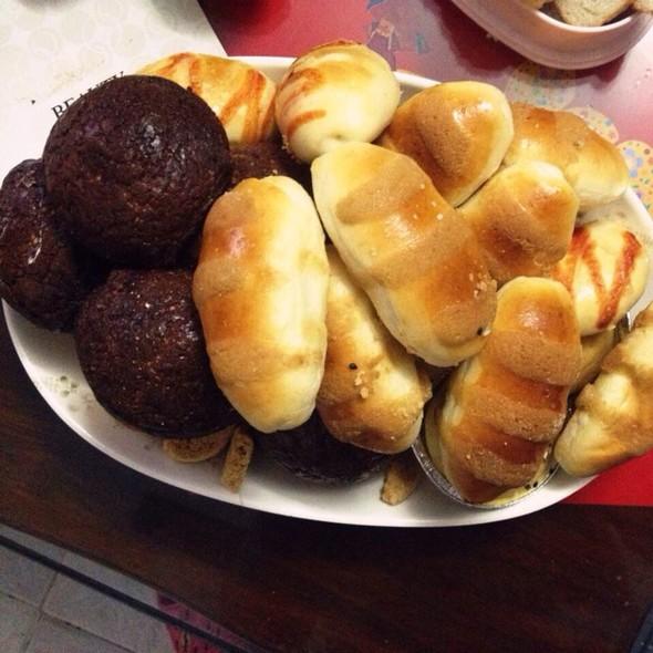 法式考面包