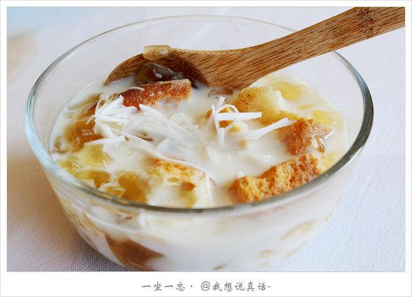 23:58 泡鲁达:饭后的惊喜小甜品,算是滇缅传过云南的小可爱,先来流行