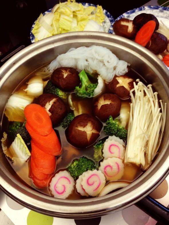 寿喜锅_clairefoutis的美食日记