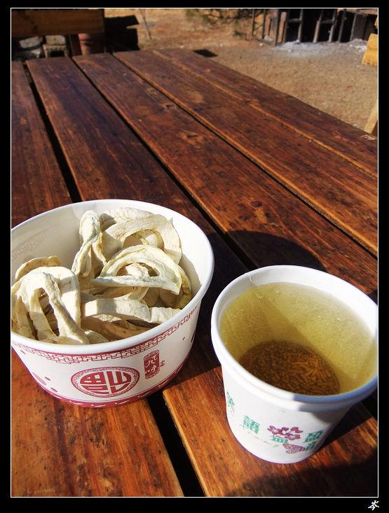 苦荞干+美食茶_岑的美食苹果_豆果日记食易美图片