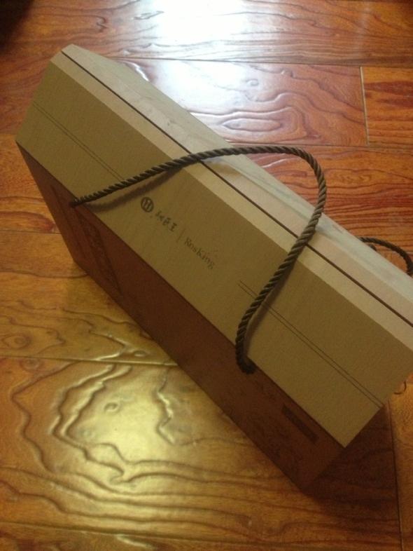 木头盒子_葛臭臭火星妹的美食日记