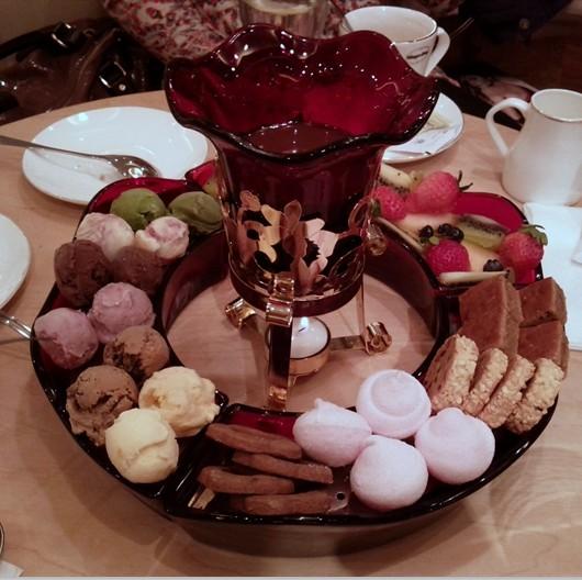 冰淇淋火锅2012年3月21日