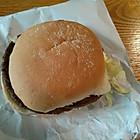 双层牛肉汉堡