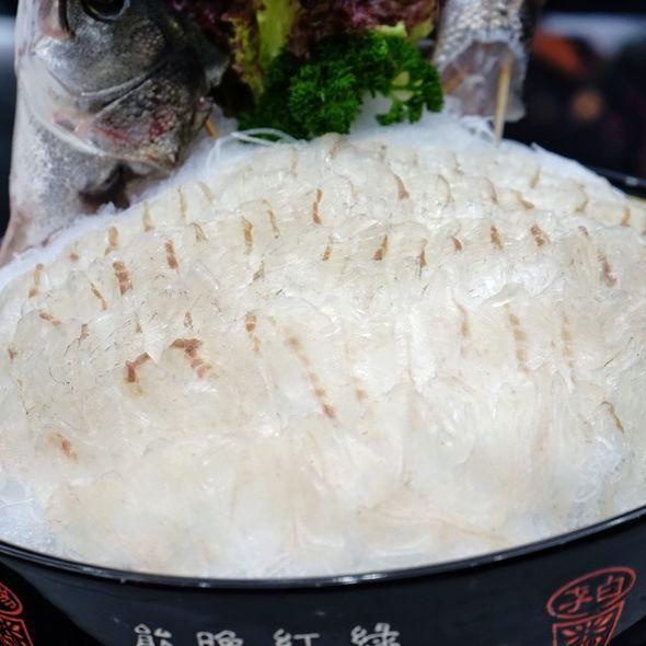 深海鱼刺身