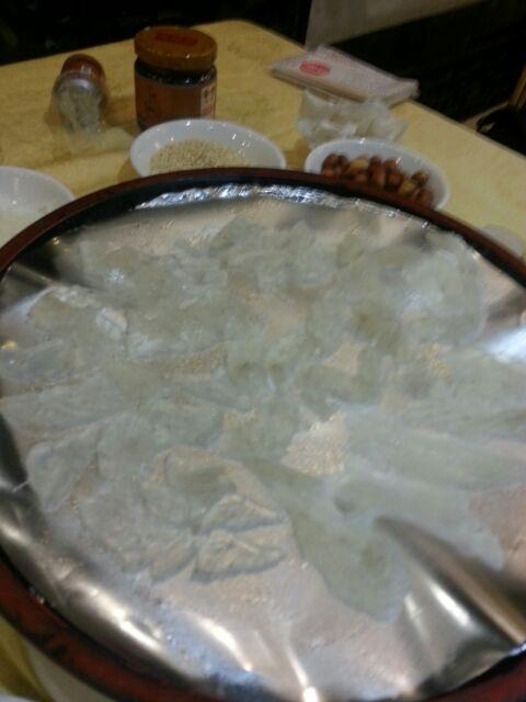 海皖鱼刺身