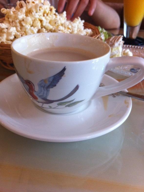 松江上岛咖啡玉树路店