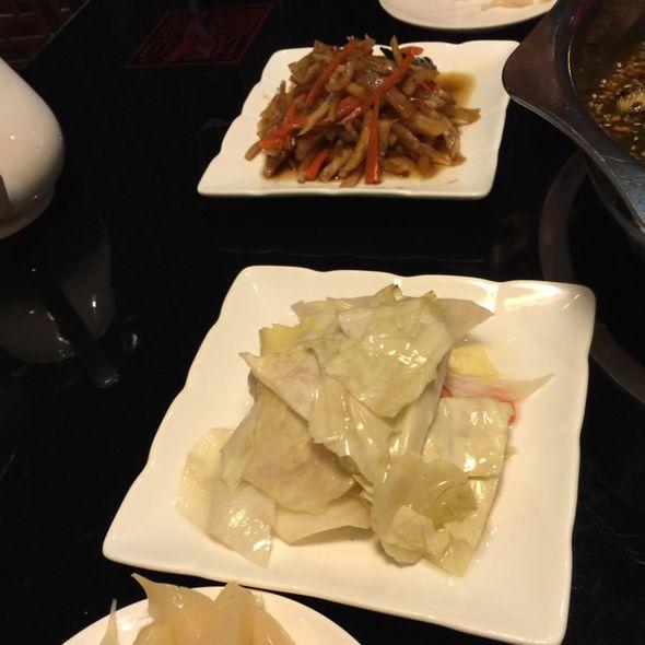 咸菜_叄友酱的美食日记