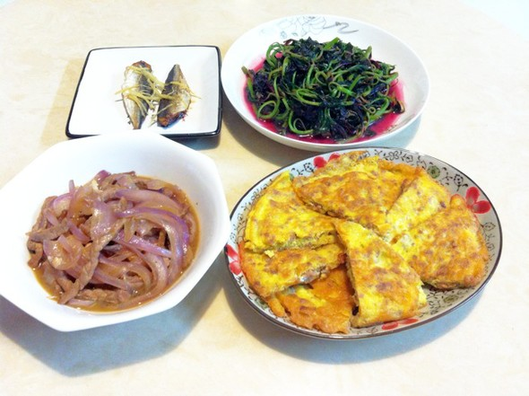 简单家常菜,吃饭啰_monica食尚煮易的美食日记_豆果