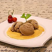 巧克力冰激凌