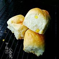 玉米豆浆餐包