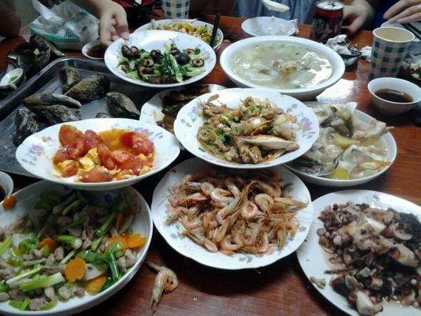 枸杞岛的晚饭_hermes27的美食日记_豆果美食