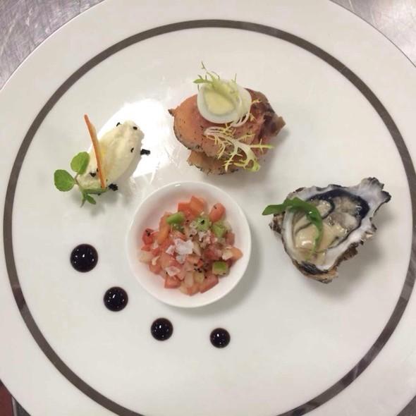 海鲜拼盘_三虾五厨二的美食日记_豆果美食