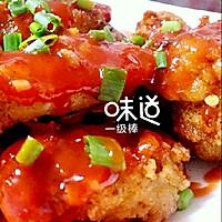 韩式辣酱炸鸡