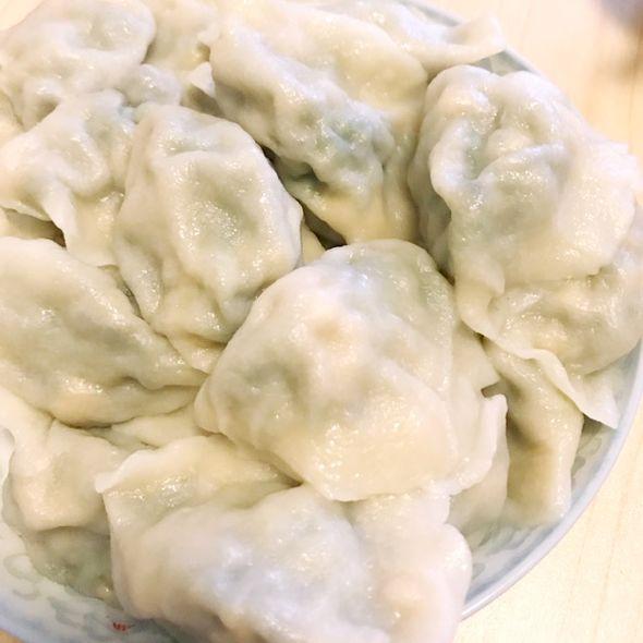 素茴香饺子