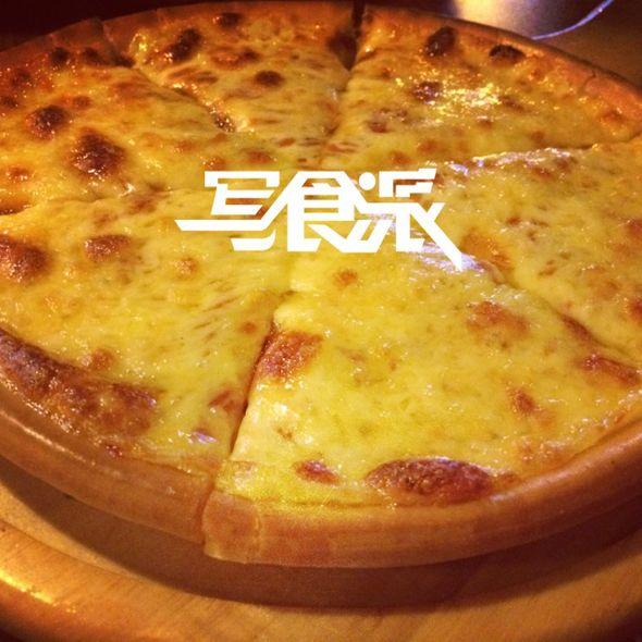 纯芝士披萨