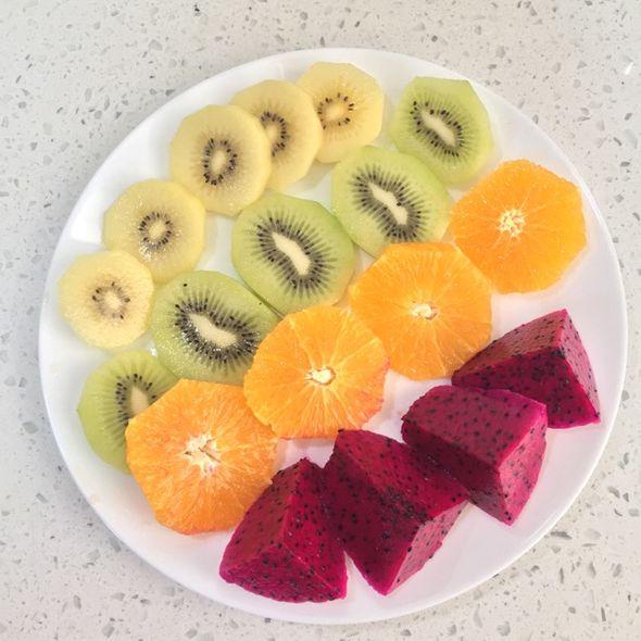 水果拼盘_晴天小吃货的美食日记