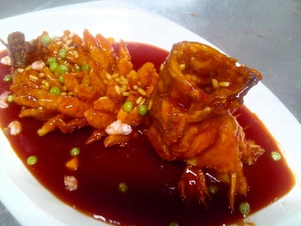松鼠桂鱼_shiyp的美食日记